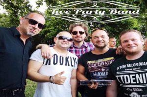 Kakaós Csiga Fesztivál Göd - Live Party Band koncert