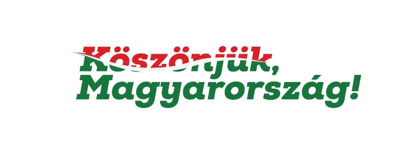Köszönjük Magyarország!